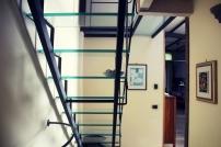 le scale del soppalco
